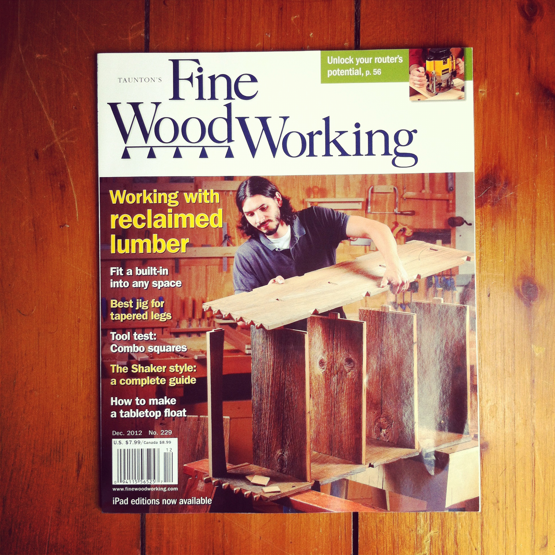 woodworking 2012